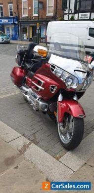 Honda Goldwing  GL1800 2003