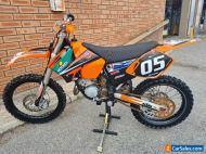 KTM 125sx - 2003 - $3790