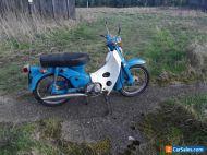 Honda C50 six volt
