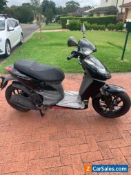 Aprilia scooter 125cc