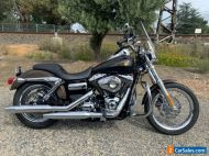 HARLEY 2013 FXDC 110th Anniversary Dyna Custom. One Owner Only 93 Klms!