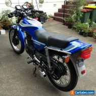 HONDA CB250RS VINTAGE CLASSIC MOTORCYCLE 1982 MODEL