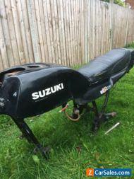 Suzuki Gt750 Dunstall Bodywork