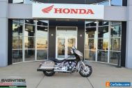 2018 Indian Chieftain Limited ABS Bronze Smoke with Graphics