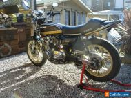 1977 KAWASAKI Z 650  TAX MOT EXEMPT WITH RARE HENRY ABE WHEELS IN Z1B COLOURS