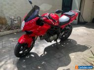 2010 hyosung 650 gtr with 3 months rego plus accessories