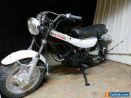 Suzuki Rv 125 van van fat wheel 1974