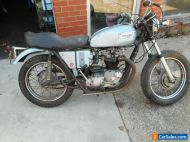 Triumph TR6R classic Matching numbers