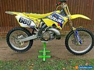 Suzuki RM 250 2008 Classic 2 stroke Motocross not Twinshock,