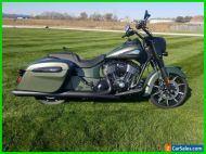 2020 Indian Springfield Dark Horse Sagebrush Smoke