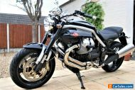 Moto Guzzi Griso 1100 4 Valve.