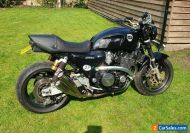 Yamaha XJR1200 bobber