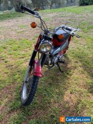 Honda CT90 1972 Vintage Trail Bike