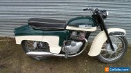 NORTON JUBILEE DELUXE CLASSIC MOTORCYCLE PROJECT