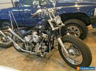 1958 Harley-Davidson FLH