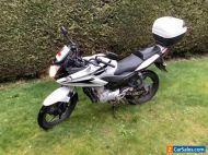 Honda CBF125 2012 motorcycle