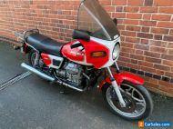 Moto Guzzi Spada 1000 SP NT round barrel easy project