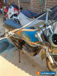 Bultaco alpina original