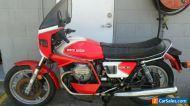 MOTO GUZZI SP1000 original runs well