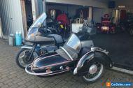 BMW MOTORBIKE STEIB SIDECAR R100RT LOW MILAGE FULL MOT