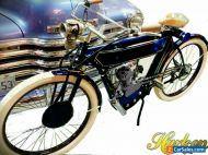1909 Harley-Davidson harken