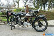 1927 NORTON 16h Motor Cycyle