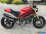 DUCATI S4RS S4R 06/2008 MODEL 998 STAT PROJECT MAKE AN OFFER