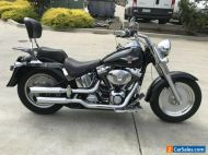HARLEY DAVIDSON FATBOY 10/2005MDL CLEAN CLEAR TITLE WITH VIC REG MAKE AN OFFER