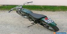 Greeves Pathfinder Model 59 175cc 1971 V5c. Classic trials bike.