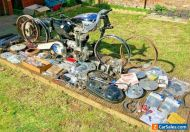 1956 Norton Model 50 350cc Project - Matching Numbers