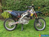 Suzuki RMZ 250 2008 - Akrapovic Exhaust  - Reliable Motocross Bike