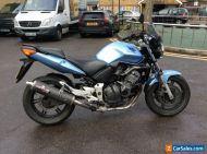 Honda CBF 600 N-4 Blue