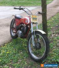 Vintage 1970's Bultaco Twin Shock 250 Sherpa Trials Bike For Renovation Somerset