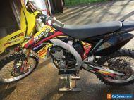 Suzuki rm 250 4 stroke