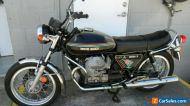 MOTO GUZZI 850T original, low miles