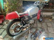 Ducati TL600 Pantah Project bike