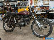 1973 Harley-Davidson SX-125