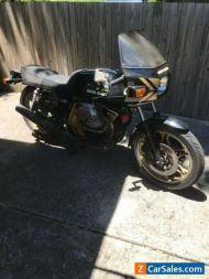 Moto Guzzi 850 Lemans II