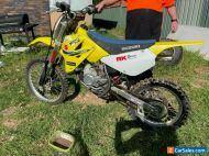 suzuki rm85 dirt bike