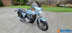 1978 Kawasaki Z1R Motorcycle