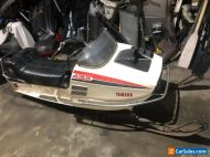 1970s Yamaha TW433f snowmobile- completely original - with spares