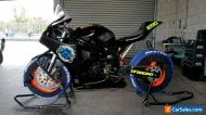 Suzuki sv650 track bike carby 2002 Inc tyre warmers and rear stand, spare wheels