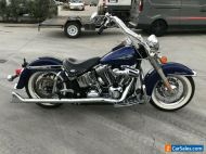HARLEY DAVIDSON HERITAGE SOFTAIL 01/2007MDL 34511KMS RIDES PROJECT MAKE AN OFFER