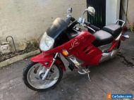 2007 CF MOTO V3 Automatic motorbike - unregistered project - rare bike!