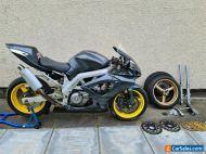Suzuki SV650 Supertwin race bike (huge spares list)