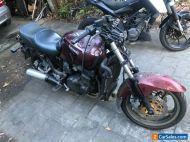 1994 Kawasaki gtr1000cc cafe racer custom project -unregistered. Big potential!