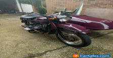 2003 Ural 750cc Sidecar Outfit