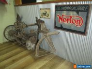 1927 Norton CS1 barn find