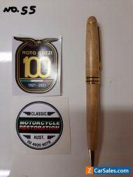 Moto Guzzi 100 year anniversary decals - N55