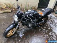 2000 Honda VTR 250cc unregistered project